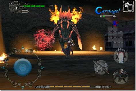 a devil may cry even on the iphone siliconera