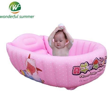 baby folding bathtub 110 62 35cm 2016 inflatable swing pool baby bathtub