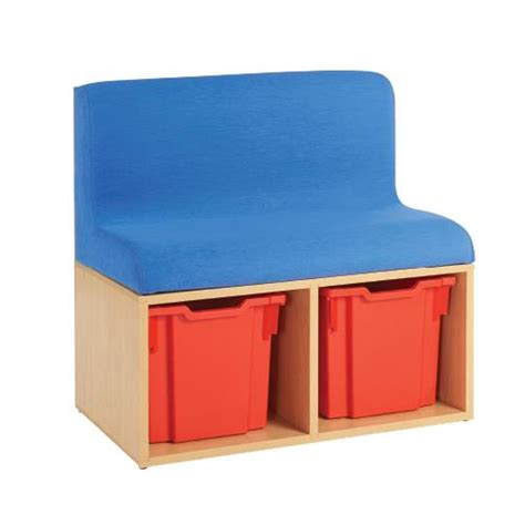 corner seat storage unit feature units opening the book america
