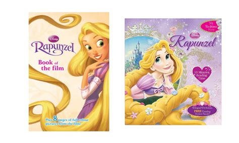 rapunzel picture book voila deal of the day groupon