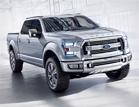 new ford truck breakdown ford atlas concept drool pinterest ford