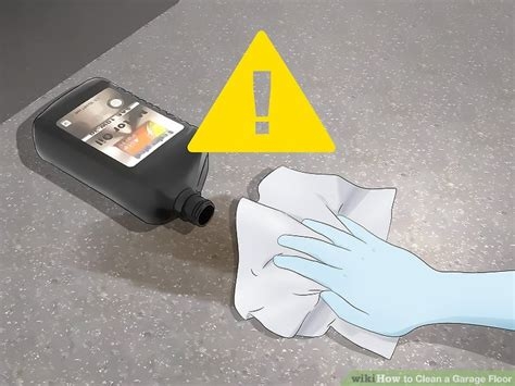 4 Ways to Clean a Garage Floor   wikiHow