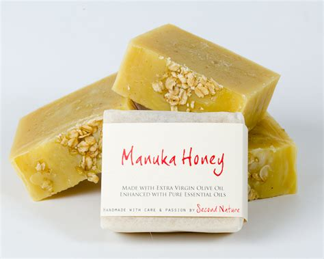 Handmade Soap Uk - manuka honey handmade soap second nature soaps