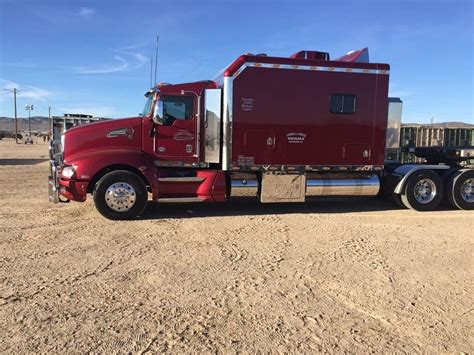 Kenworth 50 Inch Sleeper For Sale by 2013 Kenworth T660 With 144 Inch Ari Legacy Sleeper Ari