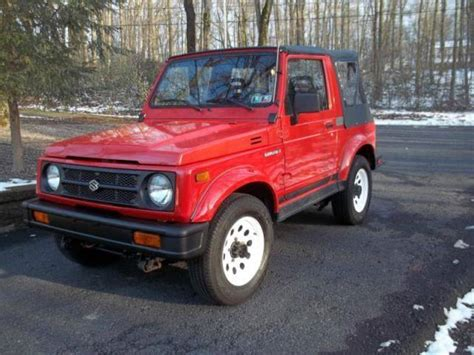 Cover Ban Custom Suzuki Sidekick Embossed B Cover Ban Sidekick suzuki samurai for sale used cars on buysellsearch