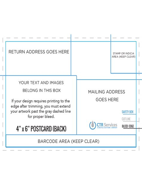 4 X 6 Post Card Insurance Templates by 4 X 6 Postcard Template Image Collections Template