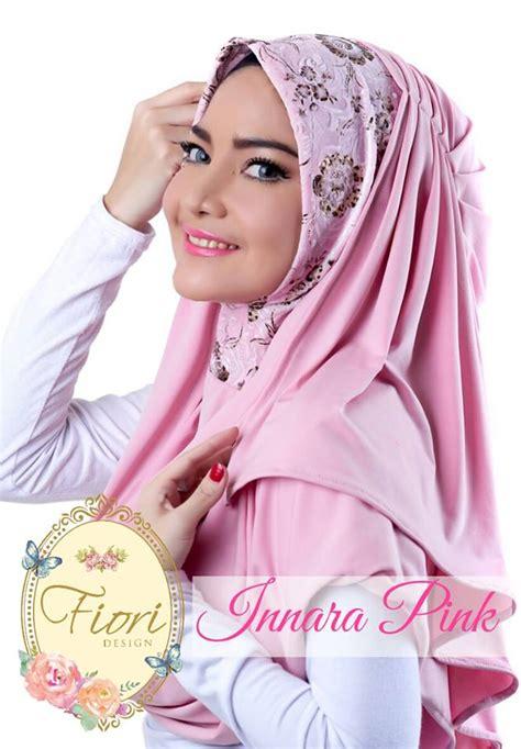 Jilbab Instan Fiori Jilbab Jual Pasmina Instan Innara Seri 2 By Fiori
