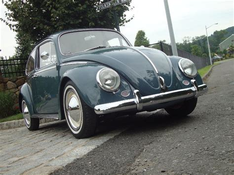 volkswagen vintage square body classic 1966 vw beetle bug for sale fresh restoration
