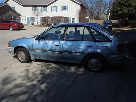 1988 mercury tracer made of awesome first and last quot new quot car ever owned drive craves curbside classic 1988 mercury tracer the road to hiroshima runs through hermosillo
