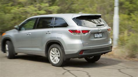 Toyota Compare Family Suv Comparison Toyota Kluger V Nissan Pathfinder