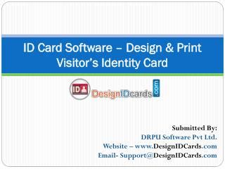 id card design tool ppt tricks to design gate pass with id card maker tool