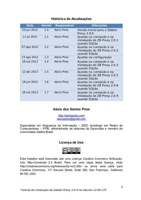 tutorial zabbix portugues tutorial de instalacao do zabbix proxy 2 0 0