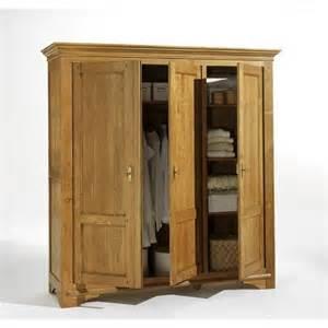 armoire 3portes collection quercy achat vente armoire de