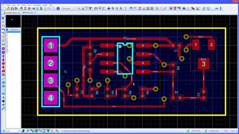 pcb layout tutorial youtube protel schematic to pcb tutorial schematic pcb layout