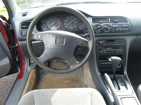 Honda Civic 1994 Interior by 1994 Honda Accord Pictures Cargurus