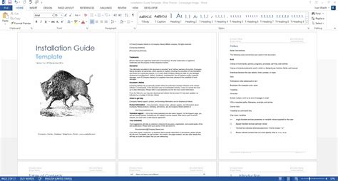 a new writer s guide to microsoft word from to publication and all things between books installation guide template ms word instant