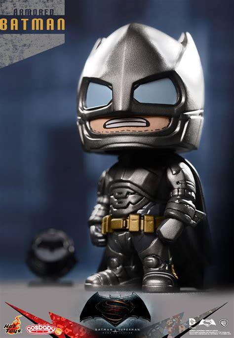 Cosbaby Batman Vs Superman Kws toys reveals batman v superman cosbaby collectible set