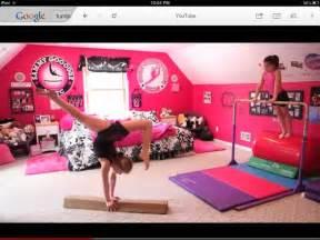 gymnastics bedroom ideas gymnastics room my room pinterest gymnasts plays
