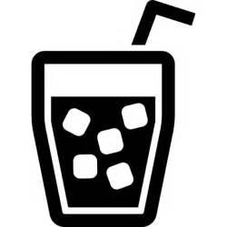 boire un verre avec des gla 231 ons et de la paille
