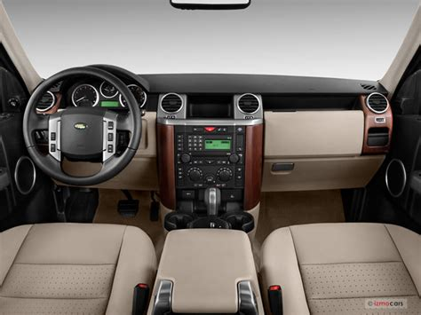 Land Rover Lr3 Interior by 2009 Land Rover Lr3 Interior U S News World Report