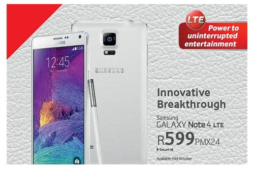 phone contract deals south africa