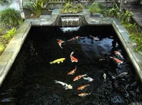 Exceptional Idee Deco Jardin Contemporain #10: Fontaine-pour-bassin-petite-piscine-avec-poissons.jpg