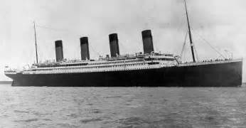 titanic rms sailing from southampton titanic before and after