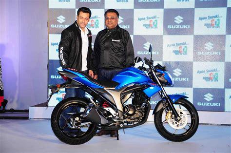 suzuki gixxer cc  lets scooter unveiled autocar india