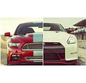 2015 Ford Mustang GT Vs Nissan R NISMO  YouTube
