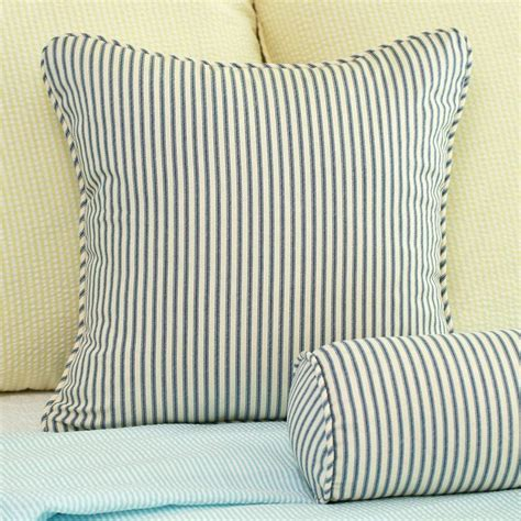 Ticking Stripe Pillow by 1000 Images About Pillow On Ticking Stripe