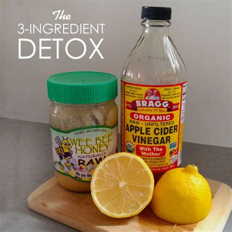 Best Way To Detox Bodybuilding by 3 Ingredient Detox Hoffman Holistic Health And