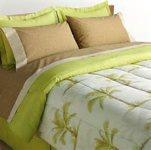 Palm Tree Comforter Set Discover Recommendations Palm Tree Bedding