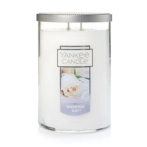 Wedding Yankee Candle by Yankee Candle Wedding Day Large Jar Candle Floral Scent