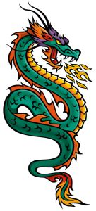 martial arts centrum chinees nieuwjaar jaar van de draak