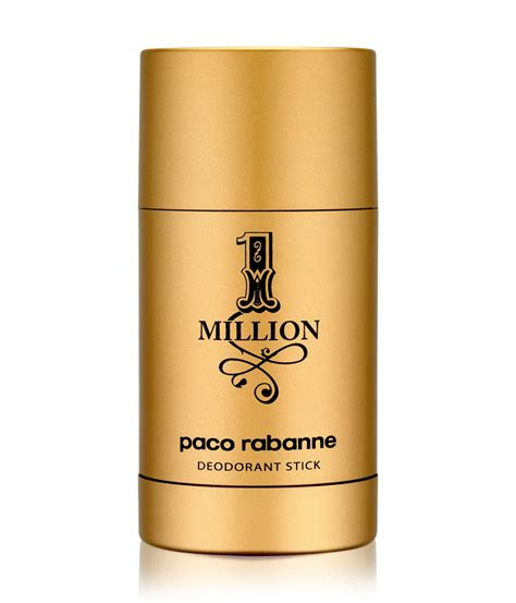 Original Parfum Paco Rabanne One Million Deodorant Stick 75ml paco rabanne one million deostick bestellen flaconi
