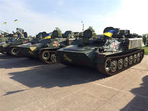 Ukrainian Armed Forces got new armament and military equipment Ukraine Military Equipment