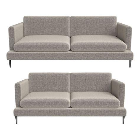 jasper conran sofa j by jasper conran 3 seater and 2 seater chenille
