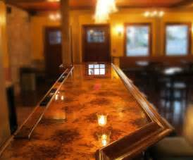 25 best ideas about bar top epoxy on clear