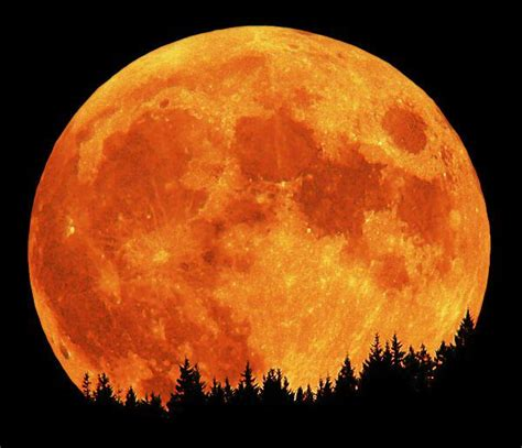 The Hunters Moon what is a s moon universe today