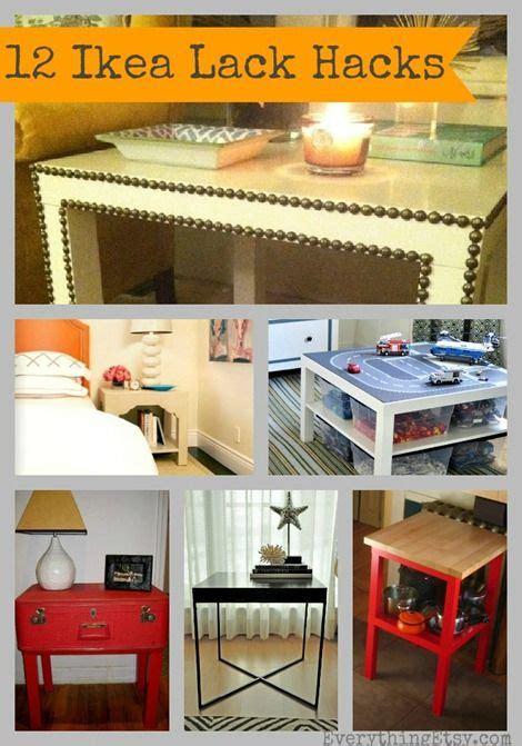 Ikea Lack Dresser by Diy Furniture Ikea Lack Table Hacks 12 Inspiring Diy Projects Diy Ikea Diy Loop