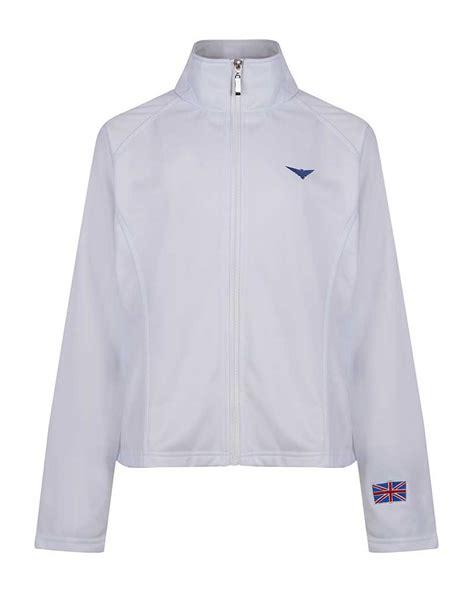 design warm up jacket women white golf jacket warm up tennis jacket with pleated