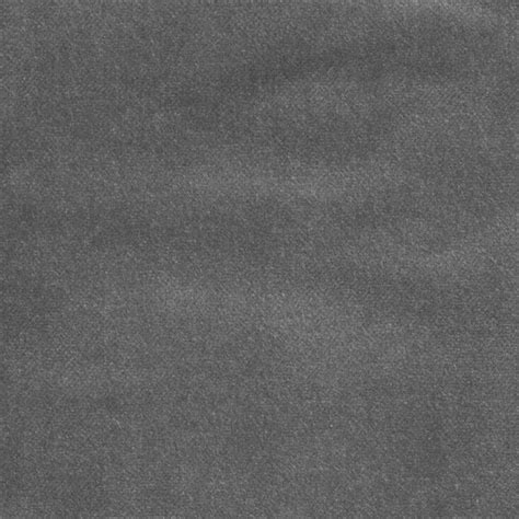 De Velvet Grey acetex cotton velvet grey discount designer fabric