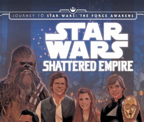 journey to star wars journey to star wars the force awakens shattered empire 2015 1 comics marvel com