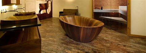 holz badewanne holz badewannen aus 100 massivem edelholz badefieber