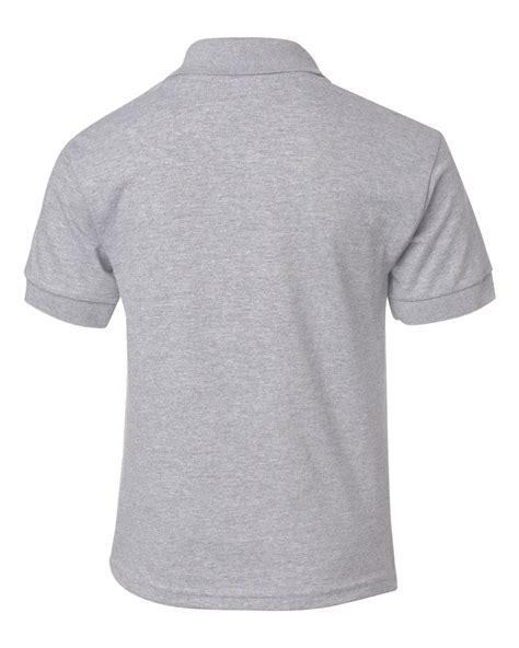 Sweater Polos Gildan Sport Grey gildan dryblend youth jersey sport shirt 8800b ebay