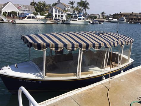 2011 used duffy 18 other boat for sale 27 900 - Duffy Boats For Sale Huntington Beach
