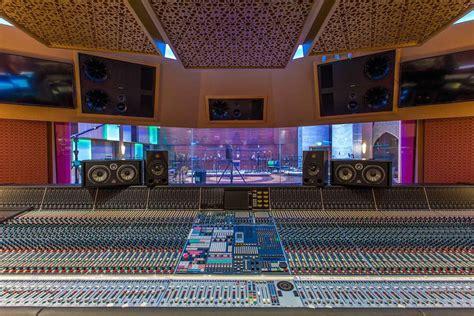 design management studio qatar katara recording studios opens in qatar wsdg