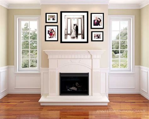 picture above fireplace fireplace frames to put on wall above fireplace but with