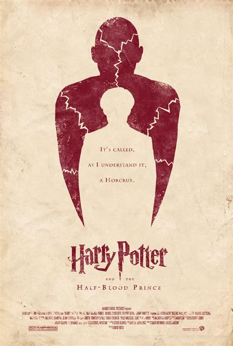 harry potter designs harry potter hbp poster by adamrabalais on deviantart