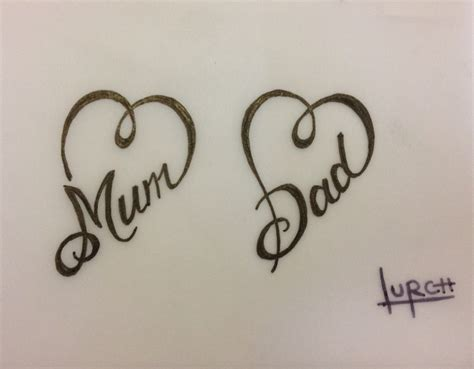 tattooed heart free download download mom dad tattoo simple danielhuscroft com